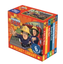 Fireman Sam Pocket Library, Hardback Book