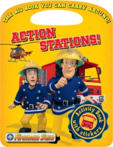 Fireman Sam: Action Stations! Activity Book, Paperback Book