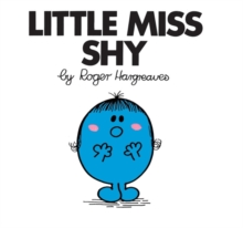 Little Miss Shy, Paperback Book