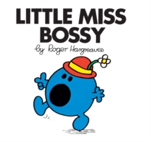 Little Miss Bossy, Paperback Book