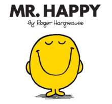 Mr. Happy, Paperback Book