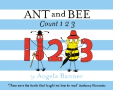 Ant and Bee Count 123, Hardback Book