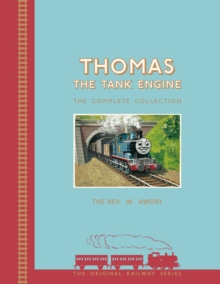Thomas the Tank Engine: Complete Collection 75th Anniversary Edition, Hardback Book