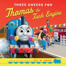 Three Cheers for Thomas, Paperback Book
