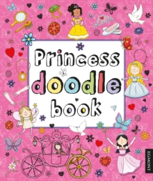 Princess Doodle Book, Paperback / softback Book