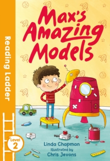 Max's Amazing Models, Paperback / softback Book