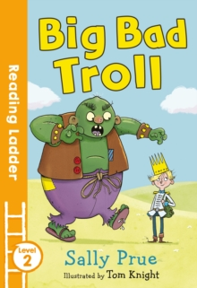 Big Bad Troll, Paperback Book