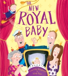 The New Royal Baby, Paperback Book