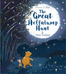 Winnie-the-Pooh: The Great Heffalump Hunt, Paperback Book