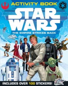 Star Wars: The Empire Strikes Back: Activity Book, Paperback / softback Book