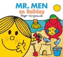 Mr Men on Holiday, Paperback Book