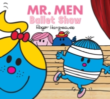 Mr. Men Ballet Show, Paperback Book