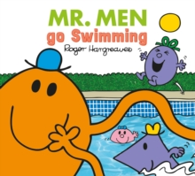 Mr. Men go Swimming, Paperback Book