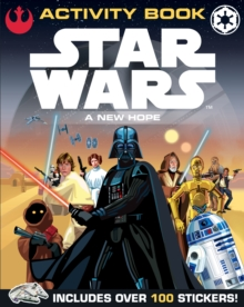 Star Wars: A New Hope: Activity Book, Paperback Book