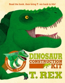 Dinosaur Construction Kit T. Rex, Novelty book Book