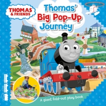 Thomas & Friends: Thomas' Big Pop-Up Journey, Novelty book Book