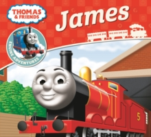 Thomas & Friends: James, Paperback / softback Book