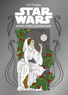 Star Wars Art Therapy Colouring Book, Paperback / softback Book