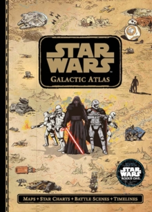 Star Wars: Galactic Atlas, Hardback Book