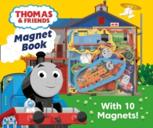 Thomas & Friends: Engines to the Rescue! Magnet Book, Hardback Book