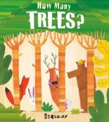 How Many Trees?, Paperback Book