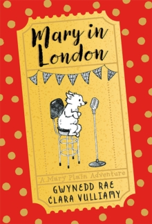 Mary in London, Hardback Book