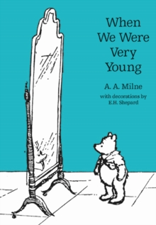 When We Were Very Young, Paperback / softback Book