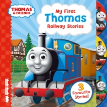 Thomas & Friends: My First Thomas Railway Stories, Novelty book Book