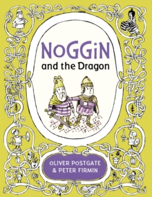 Noggin and the Dragon, Hardback Book