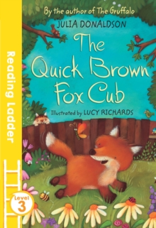 The Quick Brown Fox Cub, Paperback / softback Book