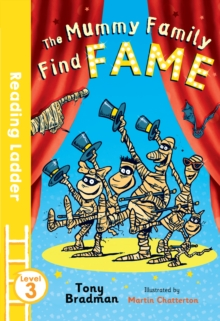 The Mummy Family Find Fame, Paperback Book