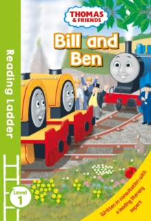 READING LADDER (LEVEL 1) Thomas and Friends: Bill and Ben, Paperback Book