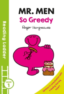 Mr Men: So Greedy, Paperback / softback Book