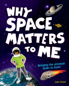 Why Space Matters To Me : s, Paperback / softback Book