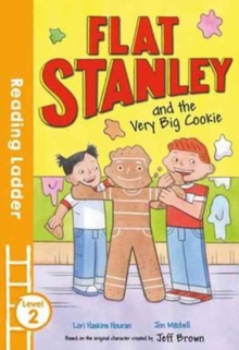 Flat Stanley and the Very Big Cookie, Paperback Book