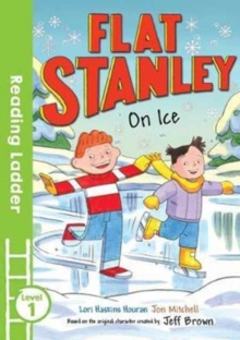 Flat Stanley On Ice, Paperback Book
