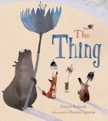 The Thing, Paperback Book