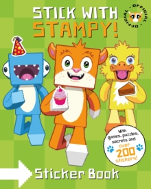 Stampy Cat: Stick with Stampy! (Sticker Activity Book), Paperback Book