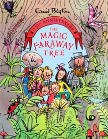 The Magic Faraway Tree Gift Edition, Hardback Book
