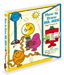 How to Draw Mr. Men, Novelty book Book