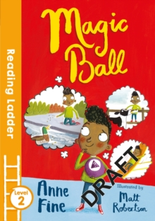 Magic Ball, Paperback / softback Book