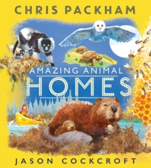 Amazing Animal Homes, Paperback Book