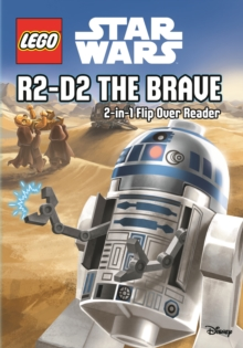 LEGO (R) Star Wars: 2-in-1 Flip Over Reader: R2-D2 The Brave/Han Solo's Adventures, Paperback Book