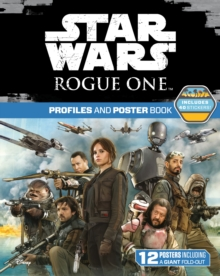 Star Wars Rogue One: Profiles and Poster Book, Paperback Book