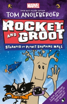 Marvel Rocket and Groot: Stranded on Planet Shopping Mall, Paperback Book