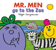 Mr Men at the Zoo, Paperback Book