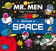 Mr. Men Adventure in Space, Paperback / softback Book
