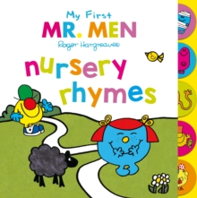 My First Mr. Men Nursery Rhymes, Hardback Book