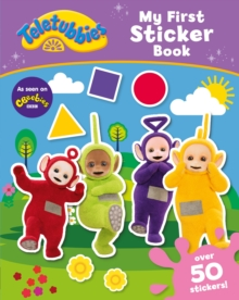 Teletubbies My First Sticker Book, Paperback Book