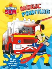 Fireman Sam: Magic Painting, Paperback Book